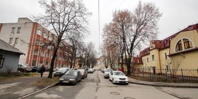 Улица Архитектора Баранова