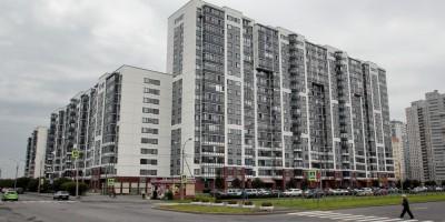 Улица Оптиков, 51, корпус 1