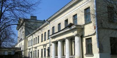 Володарский, Российский бульвар, 4, школа