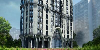 Жилой дом на Ленсовета, Московское шоссе, 16, первый этаж