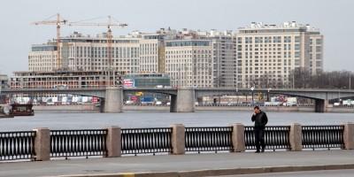 Жилой комплекс Riverside на Ушаковской набережной