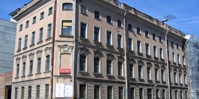 Дом Кожевникова на улице Тюшина, 9