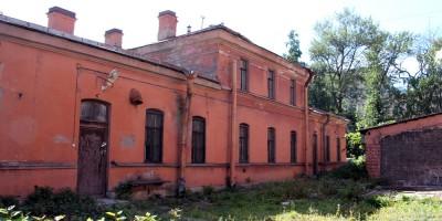 Дом на 3-й Советской улице