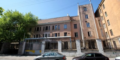 Фабрика Крупской, снос