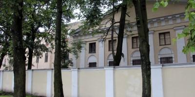 Главное здание градских богаделен