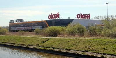 Гипермаркет Окей на Дудергофском канале