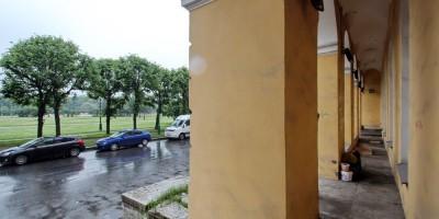 Казармы Павловского полка, галерея