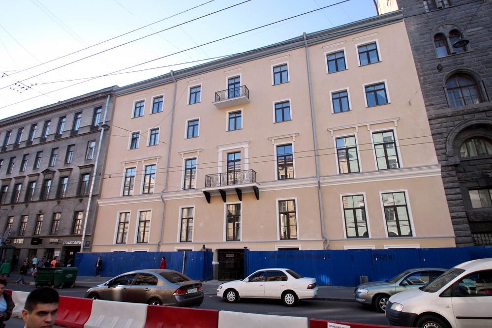 Малая Морская улица, 5, после реконструкции