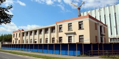 Медсанчасть Невского завода на Большом Смоленском