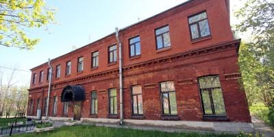 Петергоф, переулок Суворовцев, дом 1