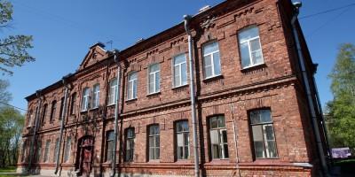Петергоф, переулок Суворовцев, дом 10