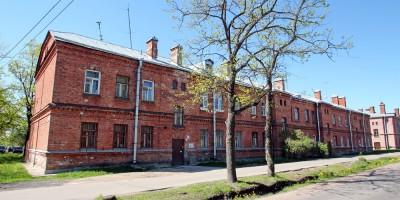 Петергоф, переулок Суворовцев, дом 2