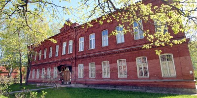Петергоф, переулок Суворовцев, дом 3