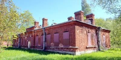 Петергоф, переулок Суворовцев, дом 5