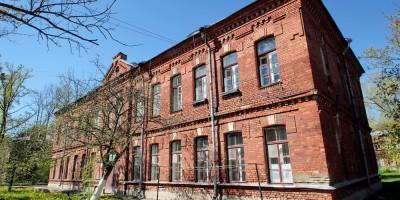 Петергоф, переулок Суворовцев, дом 6