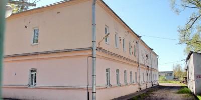 Петергоф, переулок Суворовцев, дом 7