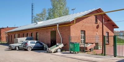 Петергоф, Суворовский городок, дом 69, корпус 5