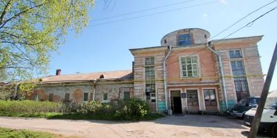 Петергоф, Суворовский городок, дом 69, корпус 6