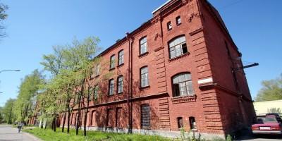 Петергоф, улица Юты Бондаровской, дом 18