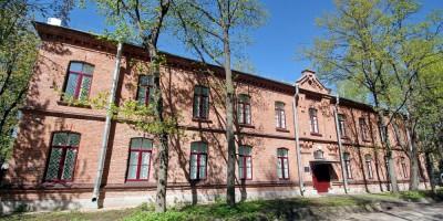 Петергоф, улица Юты Бондаровской, дом 19