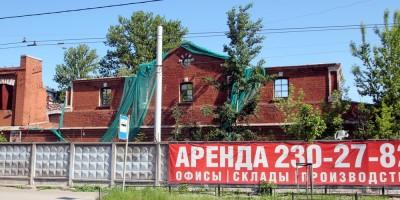 Петровский проспект, 9, литера Б, правая часть