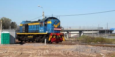 Порт Бронка, локомотив