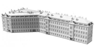 Проект мансарды на Сенной площади