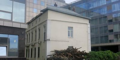 Реконструкция дома на Добролюбова