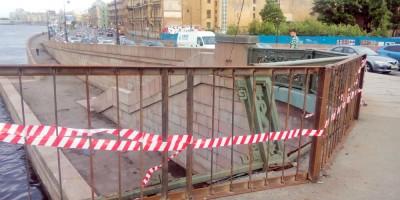 Решетка Литейного моста