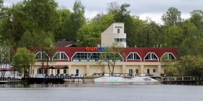 Серф-станция Sunpark, вейкборд