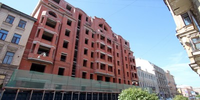 Стройка дома на 4-й Советской
