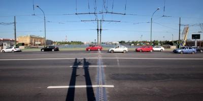 Тучков мост, линия разводки