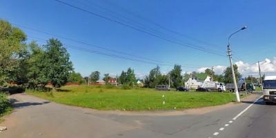 Участок на проспекте Ленина