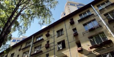 Улица Лени Голикова, 23, корпус 5, хрущевка