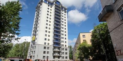 Улица Лени Голикова, 23, корпус 9