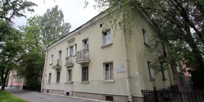 Улица Савушкина, 43
