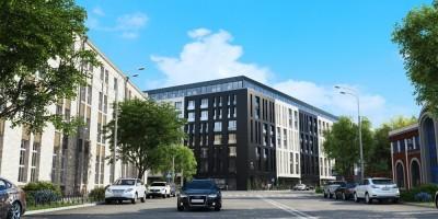 Апарт-отель на Херсонской улице
