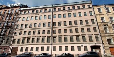 Бронницкая улица, бывшая табачная фабрика