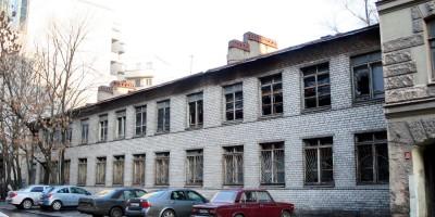 Детский сад на 10-й Советской улице, 8