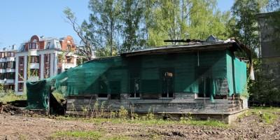 Дом Фридентальской колонии на Московском шоссе, 16