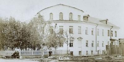Дом Зотова на Рыбацком проспекте