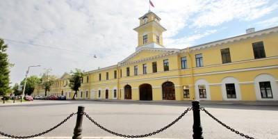 Колпино, администрация Колпинского района