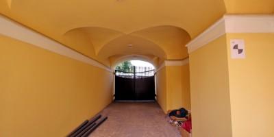 Колпино, администрация Колпинского района, арка