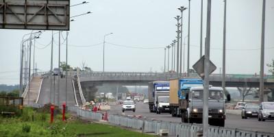 Московское шоссе, южный путепровод