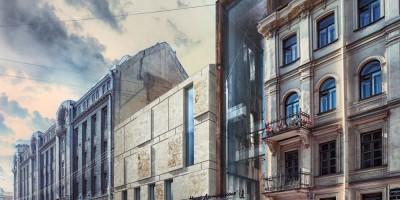 Новое здание музея Достоевского