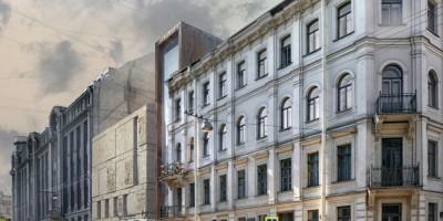 Новый корпус музея Достоевского