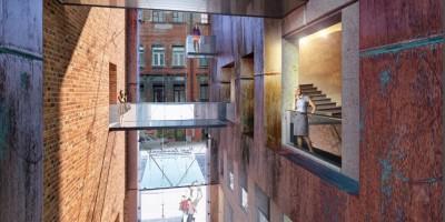 Концепция развития музея Достоевского в Санкт-Петербурге