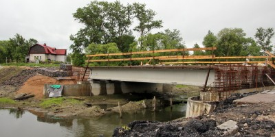 Реконструкция Старо-Пановского моста