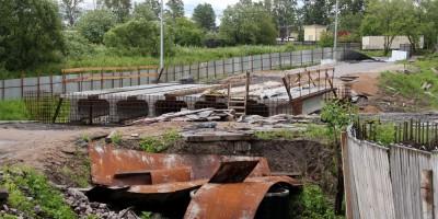 Реконструкция Старо-Пановского моста, Красная улица