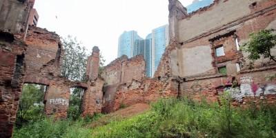 Рыбацкое, Зотов дом, руины